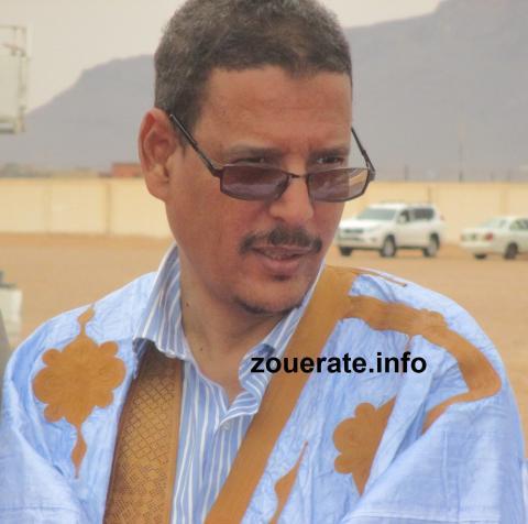 القاضي الحسين ولد احمد البشير