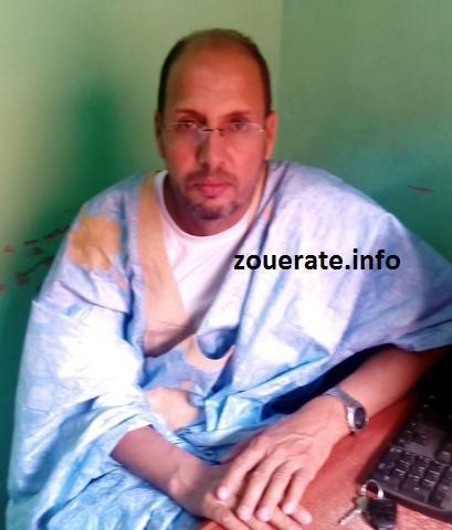 المهندس محمد ولد السالك-اتحادي حزب تواصل في تيرس زمور