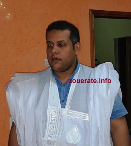محمد عبد الله ولد المان