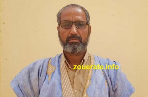 محمد سالم ولد سيد المختار