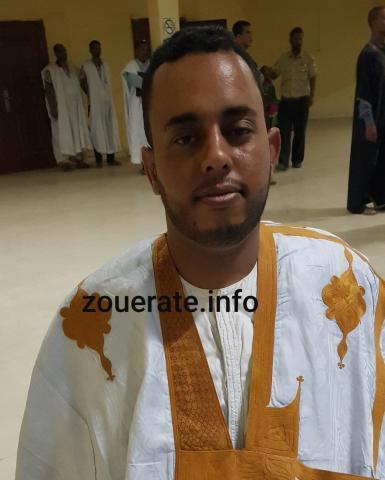 محمد لمين ولد سيداتي