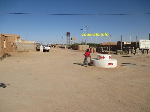 حرسي يطلق  النار علي رجل مدني في  الشمال الموريتاني