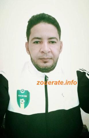 حسن ولد بيب-رئيس قطاع الصاﻻت في ازويرات