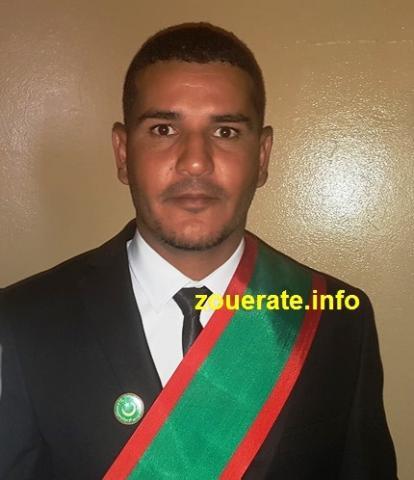 العمدة :محمد الشيخ ولد بله الملقب شيخه - الحزب الحاكم