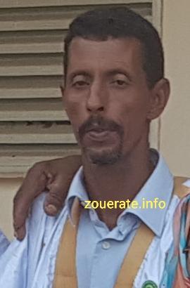 مساعد العمدة الثالث:ملاي الزين ولد زين العابدين ولد ملاي البخاري - الحزب الحاكم