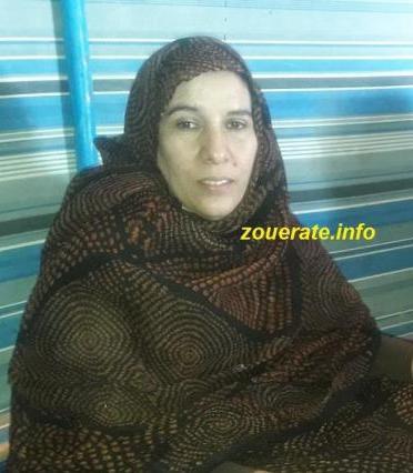 مريم منت بشرايه - الحزب الحاكم