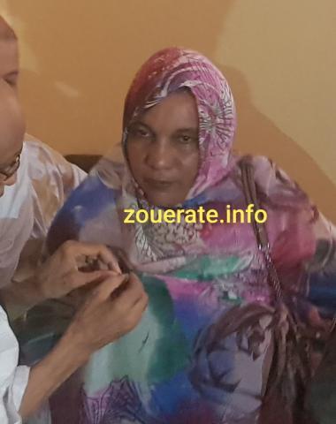 مساعد العمدة الثاني: خديجة منت الطيب - الحزب الحاكم