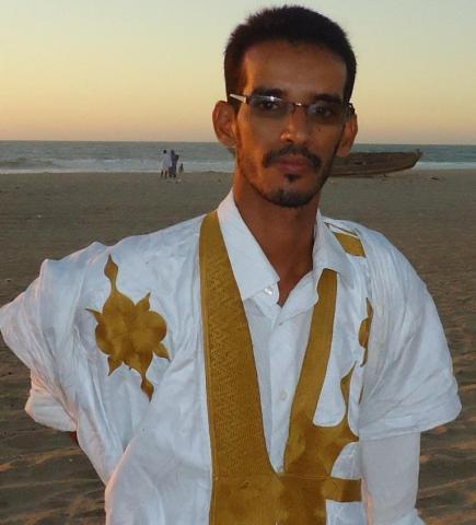 المدير الناشر لموقع مراسلون سيدي محمد ولد بلعمش