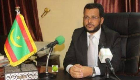 الداه اعمر طالب-وزير الشؤون الإسلامية