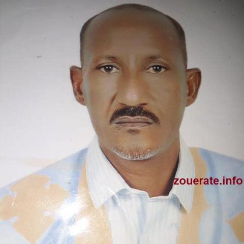 محمد احمد اعل المدير الجهوي للشؤون الاسلامية بتيرس زمور
