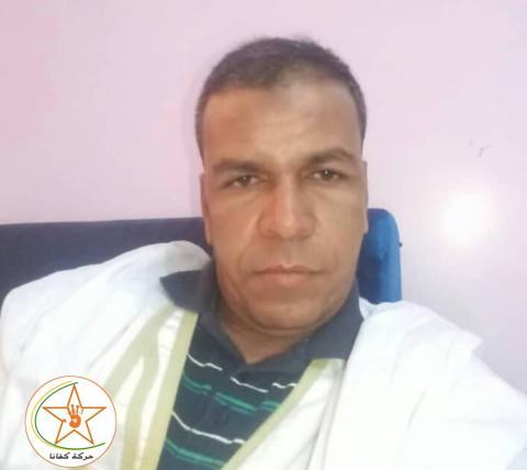 أحمد سالم ولد النوجاي