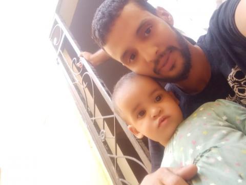 محمد الأمين ولد حمزة أحد المفقودين