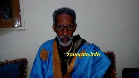 عبد الله ولد أحمد