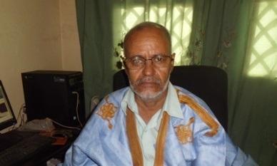 محمد حامد ولد المحفوظ -الأمين العام لبلدية ازويرات