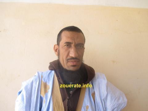 الإمام اعل ولد عنه - الأمين العام لمكتب اتحاد الأئمة في تيرس زمور