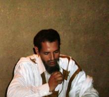 عبد الله ولد زكريا