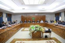 مجلس الوزراء-أرشيف(الصورة للوكالة الموريتانية للأنباء)