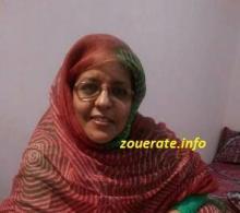 مديرة ثانوية ازويرات -اللو منت الشيخ سعد بوه