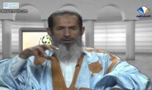 الإمام والداعية عبد الله ولد عبد المالك