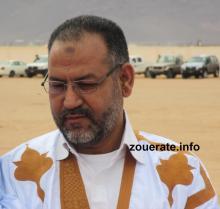 محمد عبد الله ولد حبيب-قاضي التحقيقي بازويرات