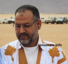 القاضي محمد عبد الله ولد احبيب - رئيس محكمة الشغل بتيرس زمور