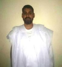 محمد لقظف ولد محمد عبد الله - مسؤول النقطة الصحية لاسنيم في اتواجيل