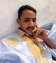 محمد عبد الله ولد سيد باب-المدير الجهوي للصندوق الوطني للتامين الصحي في تيرس زمور