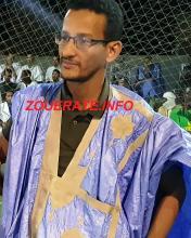 المهندس عبد الله ولد احمد