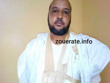 سداتي ولد الشيخ سيد احمد ولد عبد الحي-رئيس قسم UPR المنتخب في افديرك