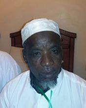 ابيه ولد صمبيت-الحاج الموريتاني من مدينة ازويرات المفقود إثر حادث التدافع عند رمي الجمرات