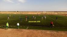 صورة من مبارات سابقة على أرضية الملعب البلدي