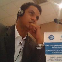 الناشط سيد عثمان ولد الشيخ الطالب اخيار