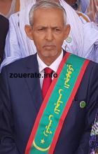 الرئيس: محمد ولد محجوب