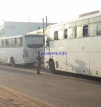 بعض حافلات شركة اسنيم-أرشيف