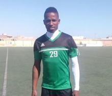 الشيخ ولد حطاب-(الصورة والخبر نقلا عن المدون و الناشط الرياضي حسن بيب)