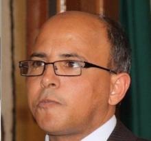 حسنه ولد اعل -الاداري المدير العام لشركة اسنيم