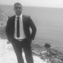 صورة المهندس محمد يحيى ولد الطالب ابراهيم - من صفحته على الفيس بوك