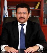 محمد عبد الله ولد اداعة-الإداري المدير العام لشركة اسنيم