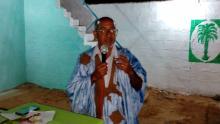 محمد ولد خيري حاكم سابق-أحد المنتسبين الجدد لحزب تواصل في ازويرات