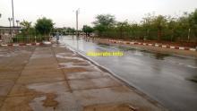 الأمطار في ازويرات-أرشيف