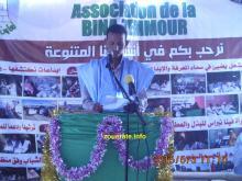 محمد الشيخ ولد حامه-نائب الأمين العام لجمعية بناء زمور