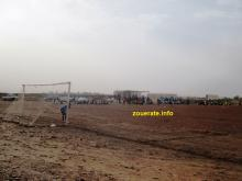 ملعب M5 في ازويرات -أرشيف