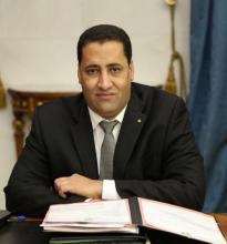 المختار ولد اجاي- الإداري المدير العام لشركة اسنيم