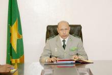 الفريق محمد ولد الشيخ محمد احمد قائد الأركان العامة للجيوش
