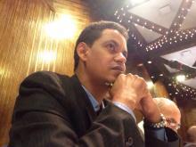 الناشط سيد عثمان ولد الشيخ الطالب اخيار-ممثل المنظمة العربية لحقوق الانسان في موريتانيا