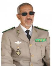 الفريق حننا ولد سيد القائد المساعد لأركان الجيوش