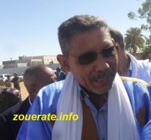 والي تيرس زمور- إسلم ولد سيد